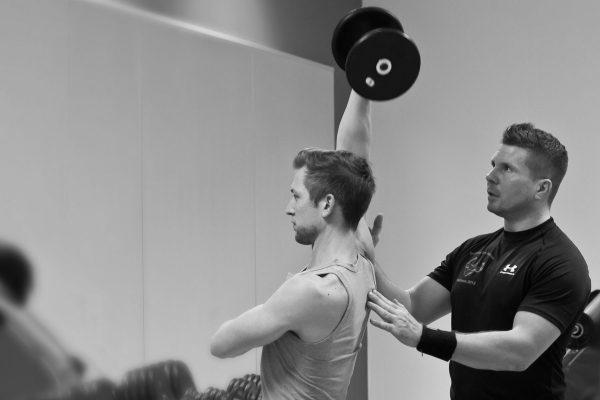 Personal Training mit Thomas von t2inshape